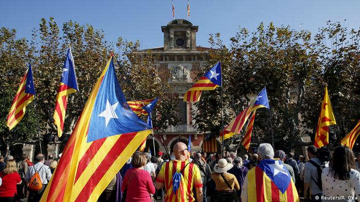 Spanish regional paliament votes for independence from Spain