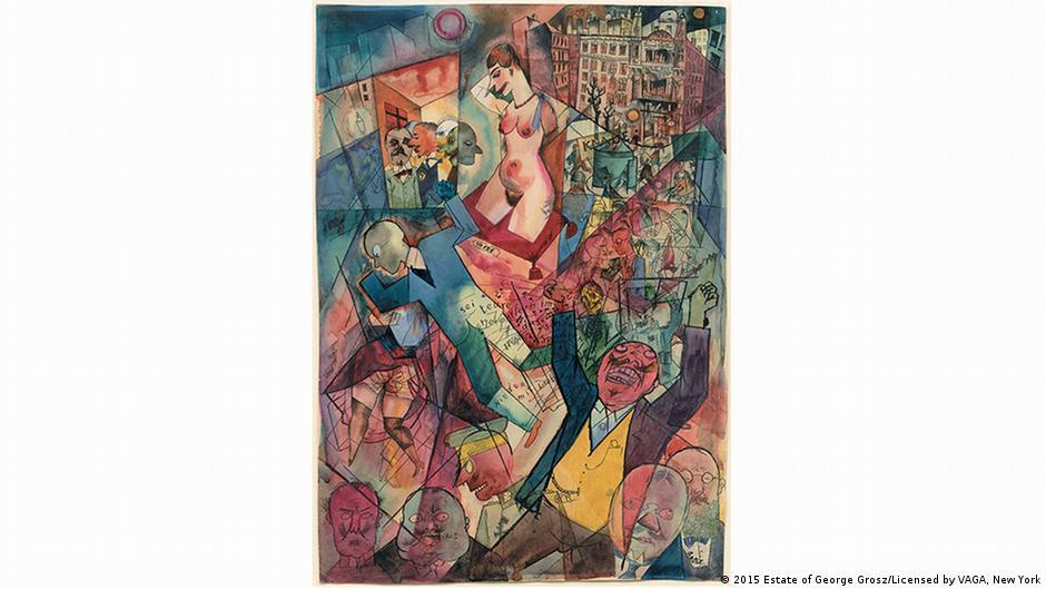 Die goldenen 20er kunst