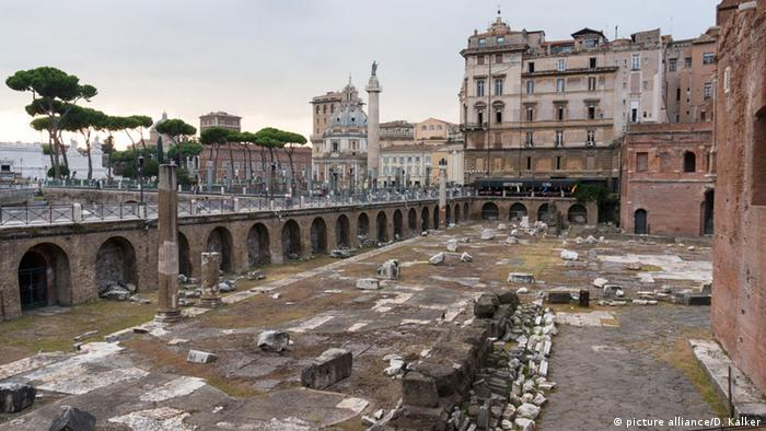 New 3-D app shows what Rome looked like over the centuries