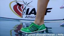 WADA zum Russland Ausschluss Symbolbild