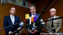 Deutschland DFB Präsident Wolfgang Niersbach Rücktritt