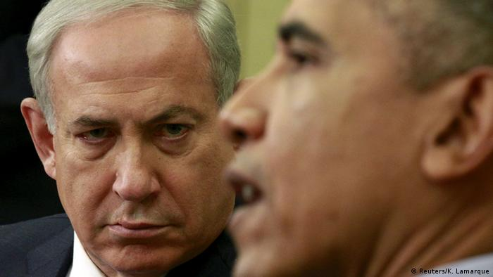 USA Israel Benjamin Netanjahu & Barack Obama Weißes Haus Washington
