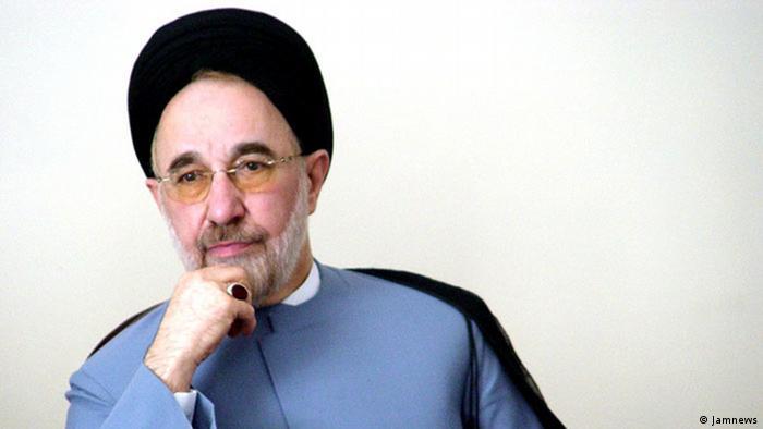 Mohammad Khatami, früherer iranischer Präsident (Jamnews)