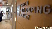 Kanada Welt-Anti-Doping-Agentur WADA Hauptbüro in Montreal