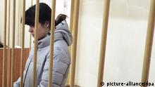 Russland Prosess Varvara Karaulova