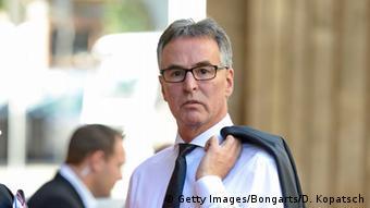 Ex-DFB Generalsekretär Helmut Sandrock im Porträt (Foto: Getty Images/Bongarts/D. Kopatsch)