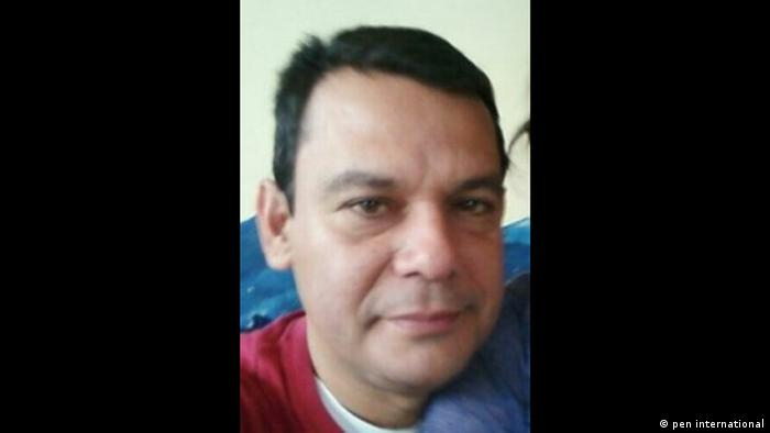 Juan Carlos Medina ermordeter Journalist EINSCHRÄNKUNG
