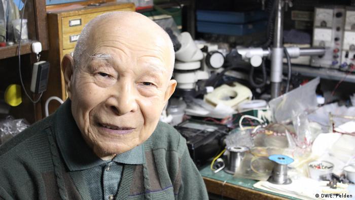 Japan: Immer weiterarbeiten, auch jenseits der 80