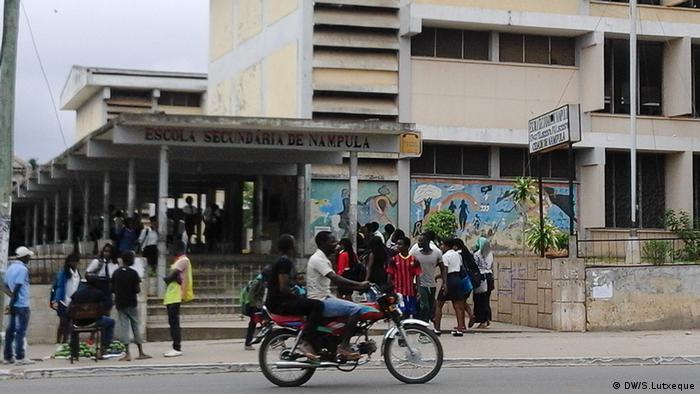 Nampula Gymnasium Mosambik Afrika