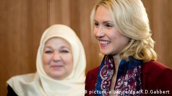 Thomas de Maiziere Islamkonferenz Berlin Deutschland