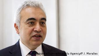 Internationalen Energieagentur der OECD - Fatih Birol (picture-alliance/Anadolu Agency/F.I. Morales)