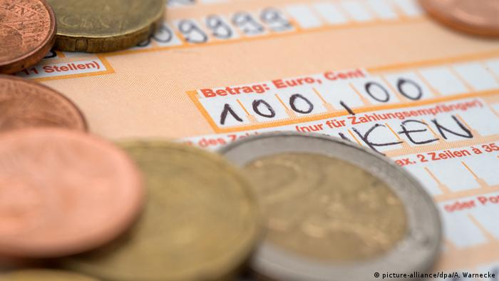instant payment deutsche bank
