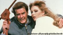 Roger Moore Tanya Roberts Im Angesicht des Todes