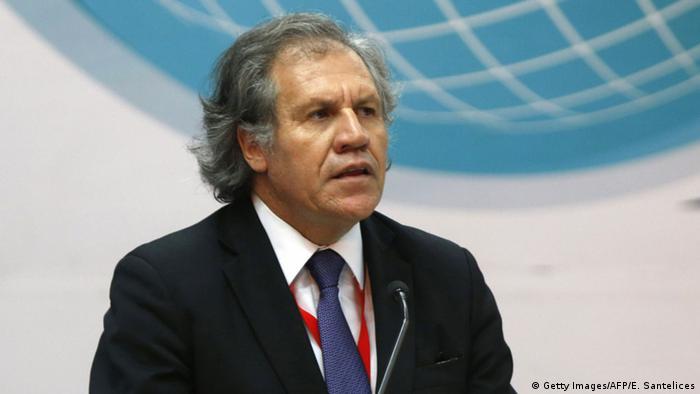 Dominikanische Republik Luis Almagro OAS