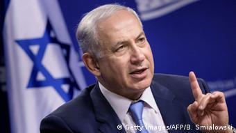 USA Benjamin Netanjahu