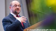 Deutschland Martin Schulz