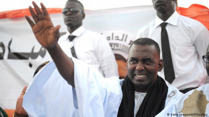 Mauretanien Biram Dah Abeid Politiker (Getty Images/AFP/Seyllou)