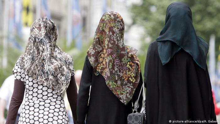 Junge Muslime in Deutschland