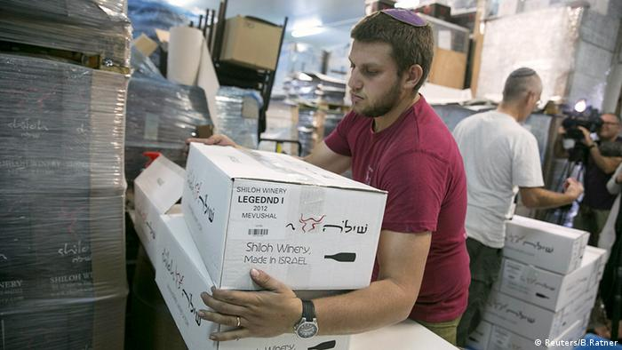 برچسب شناسایی صادرات اسرائیل از مناطق اشغالی به اروپا اجباری شد