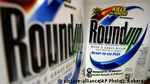 USA Monsanto Herbizid Roundup