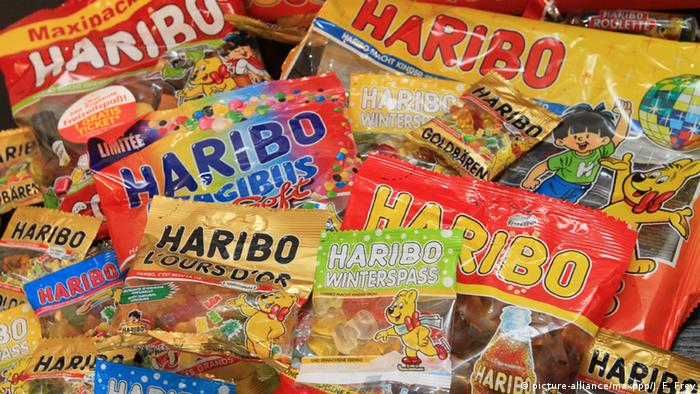 Haribo gummy bear ingredients made by modern slaves, documentary shows