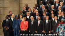 Valetta Malta Treffen Migration 2015 Europa Afrika
