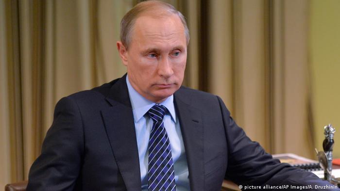 ولادیمیر پوتین، رئيسجمهور روسیه