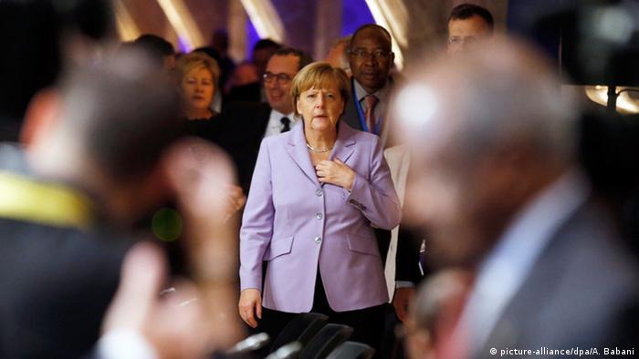 Malta EU Afrika Gipfel in Valetta