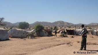 Bildergalerie Flüchtlingscamp Tigray in Äthiopien