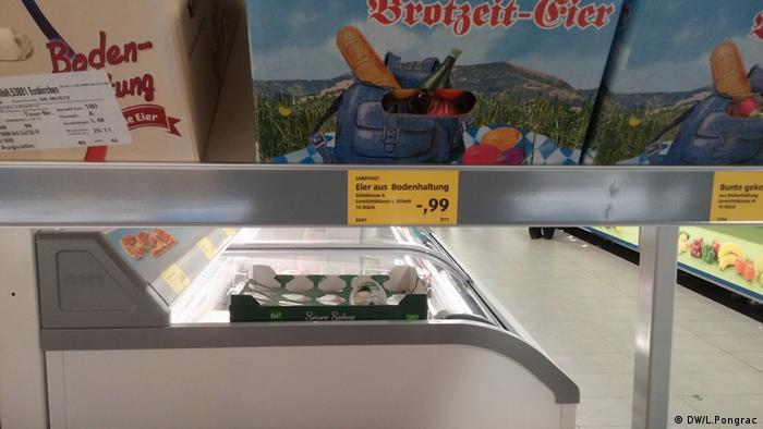 Eier DE Preis bei Lidl in Deutschland