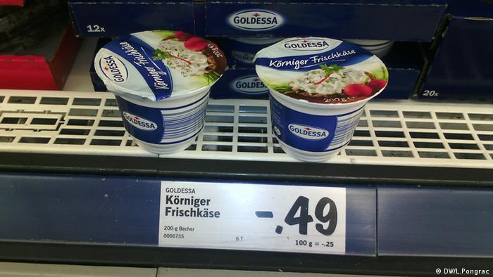 Frischkäse DE Preis bei Lidl in Deutschland