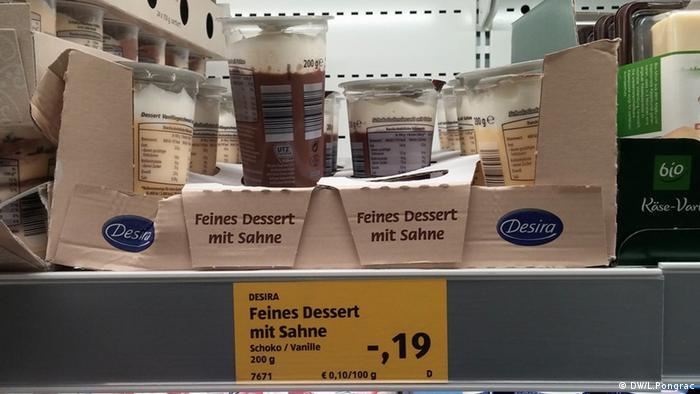 Pudding DE Preis bei Lidl in Deutschland