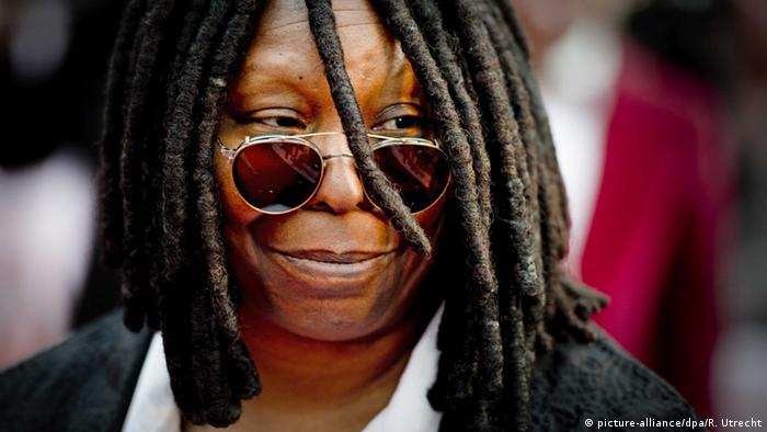 Whoopi Goldberg (picture-alliance/dpa/R. Utrecht)