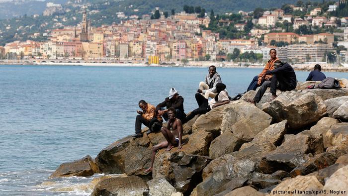Лідери європейських держав хочуть зменшити кількість мігрантів з Африки