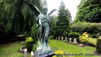 Кладбище в Гамбурге