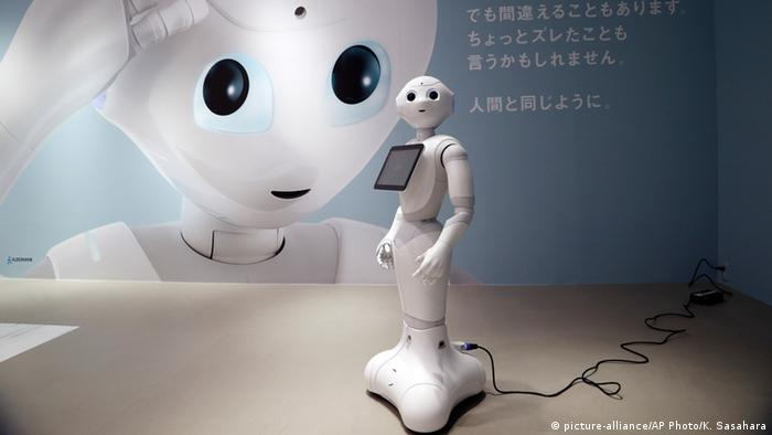 Japan Roboter Pepper