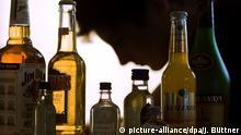 Jugendliche Alkohol