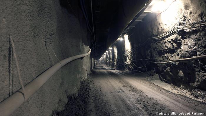 Finnisches Atom-Endlager Onkalo