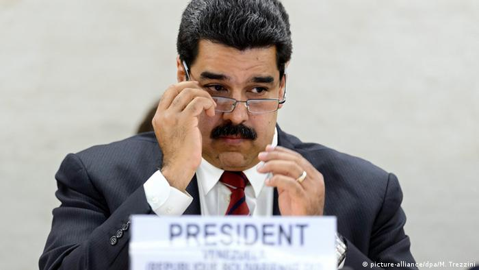 Nicolas Maduro in Geneva