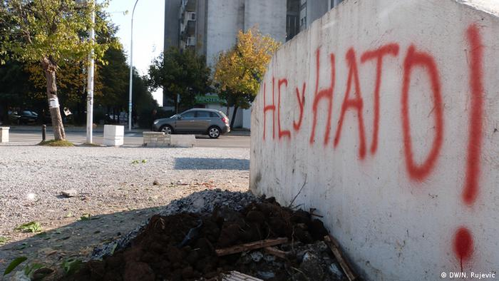 Montenegro Graffiti in Podgorica