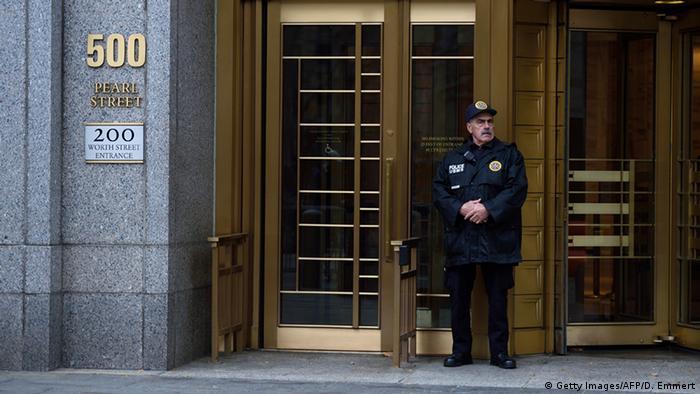 Gericht New York Maduros Neffen Drogen