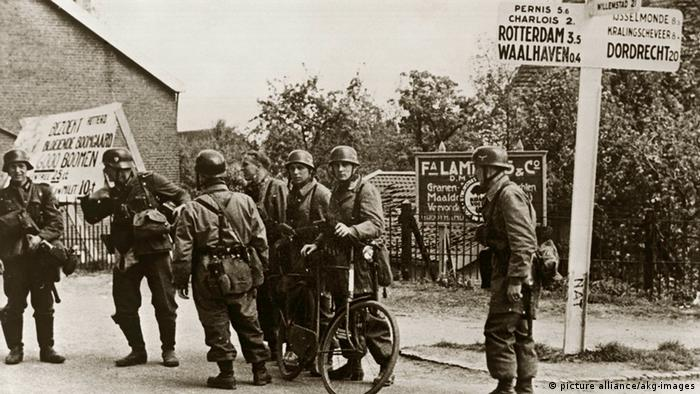 The Wehrmacht in the Netherlands