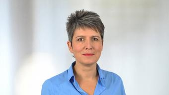 Ines Pohl, corresponsal de DW en Washington.