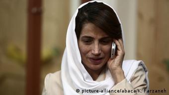 Iran Nasrin Sotudeh Menschenrechtsaktivistin