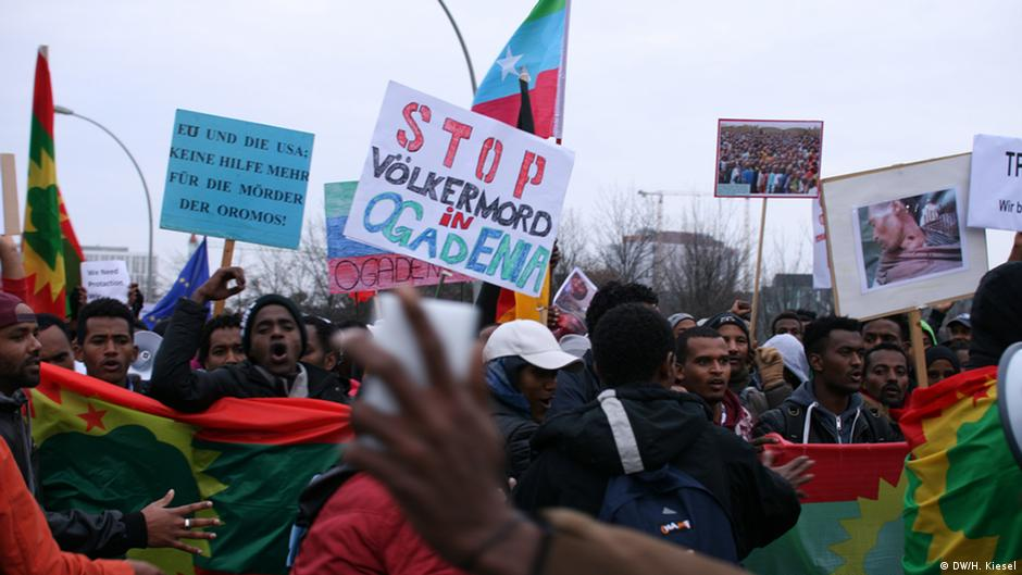 Outcry as Oromo protests in Ethiopia turn violent | Africa