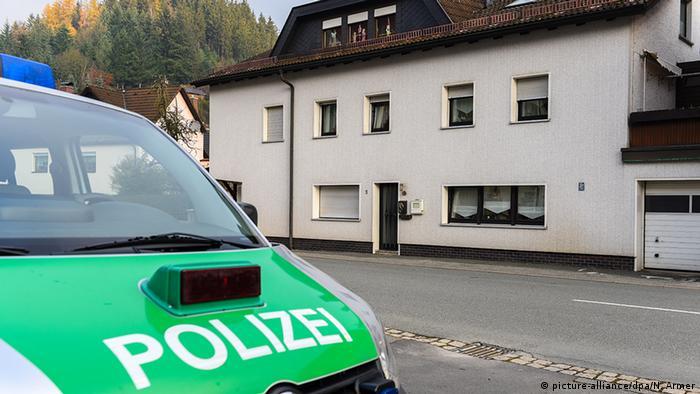 Deutschland Bayern Kinderleichen in Wallenfels entdeckt