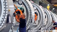 Deutschland Wirtschaft Symbolbild Wachstum Konjunktur Eurozone