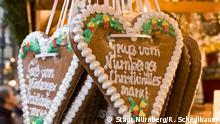 Süße Grüße vom Nürnberger Christkindlesmarkt EINSCHÄNKUNG