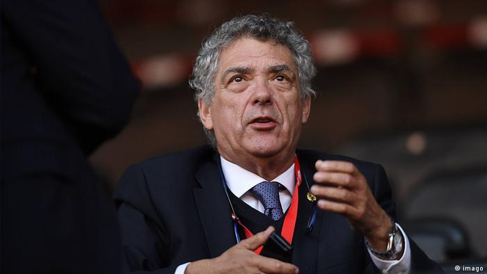 Spanish football federation president arrested on corruption