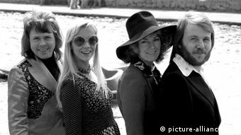 Abba in Brighton (picture-alliance/dpa)